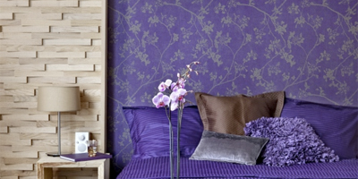 (R1573 Bedroom Feature Wall Ideas), (R1521 Pink Bedroom Wallpaper) (R1194 Bedroom Feature Wall Idea)